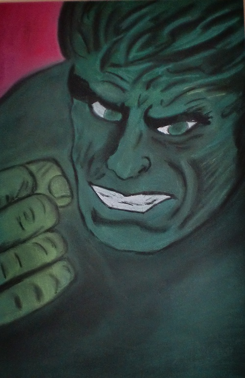 ...Hulk... 0