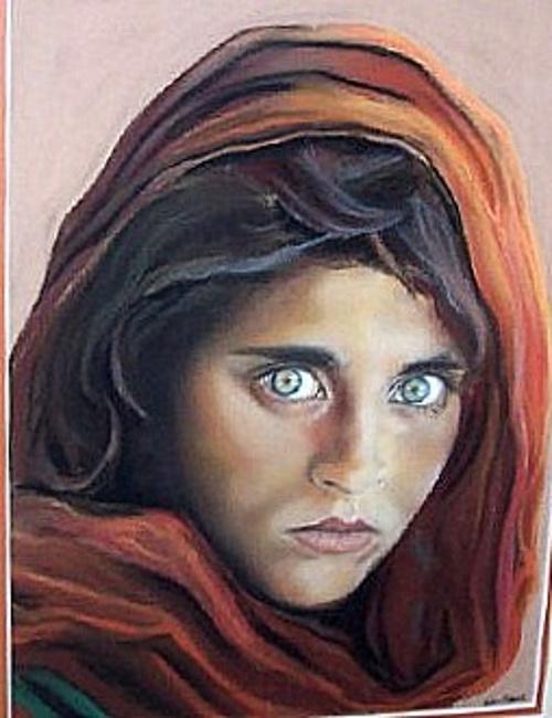 La Jeune Fille aux yeux verts 0
