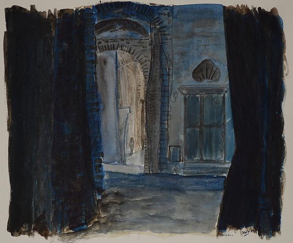 Rue d'Isolabona Italie 0