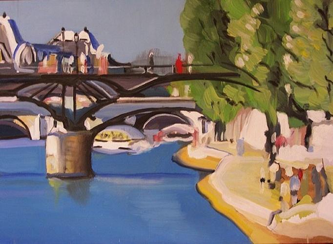 le pont des arts 0