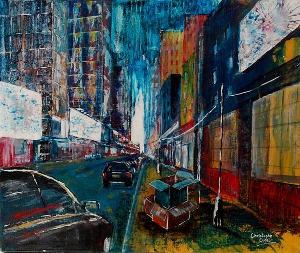 Avenue Déserte 0