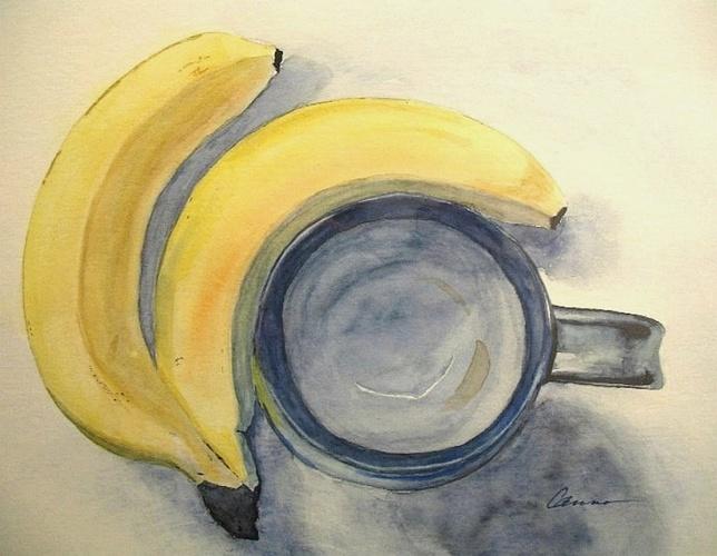Mug & Bananas 0