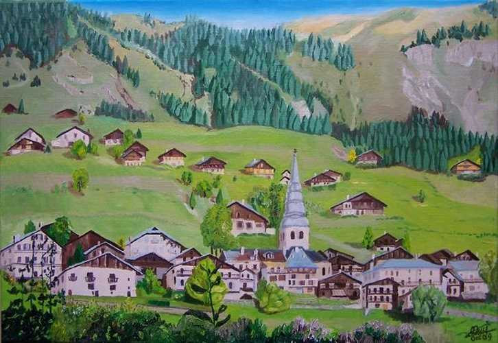 Village de Hauteluce 0