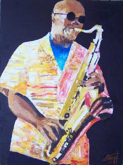 Saxophoniste 0