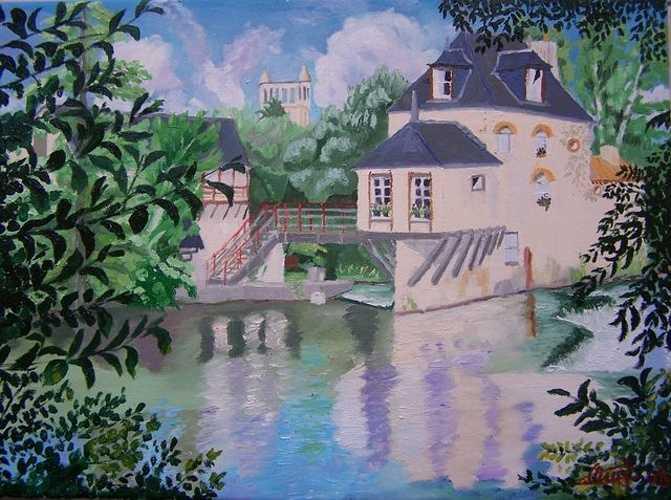 Moulin de Chasseigne 0
