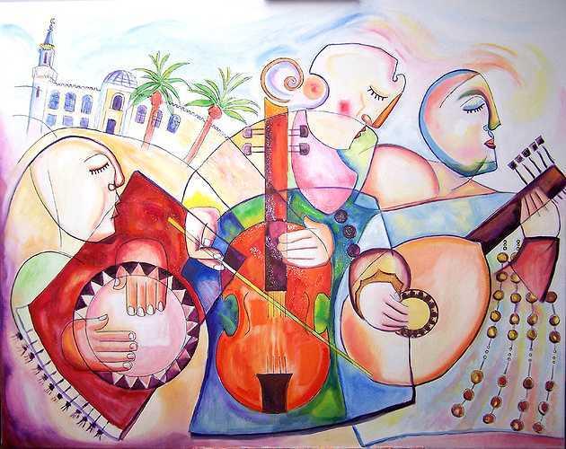 L'orchestre oriental 0