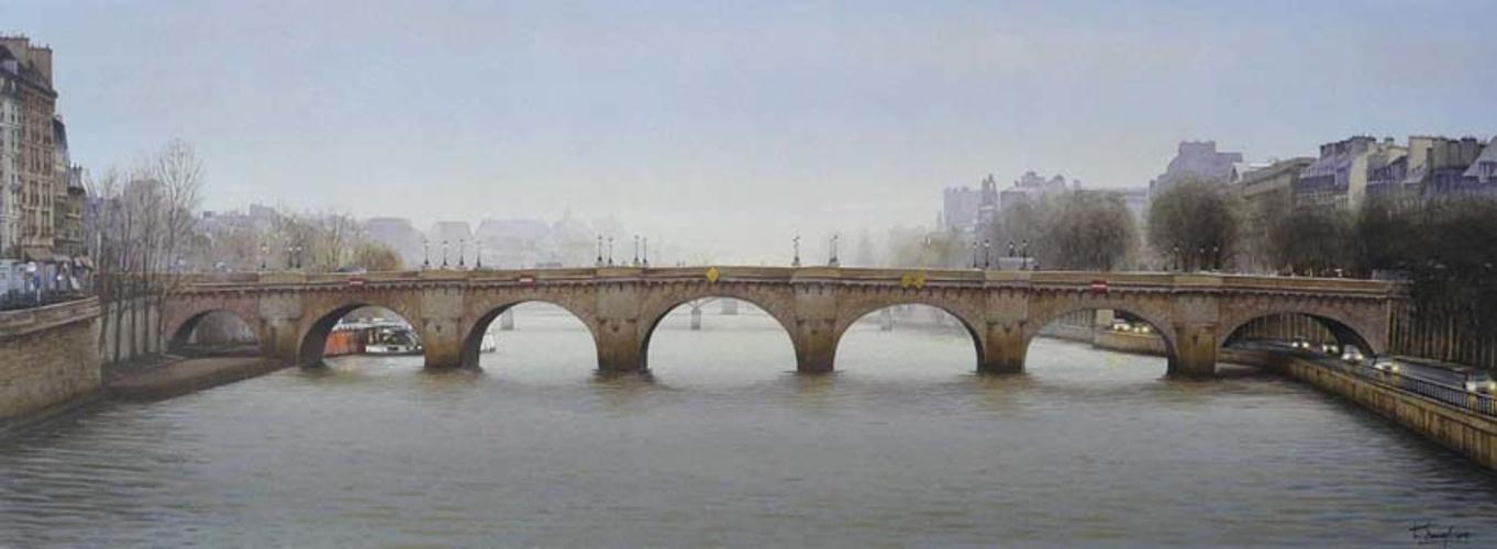 Le pont Neuf 2009 0