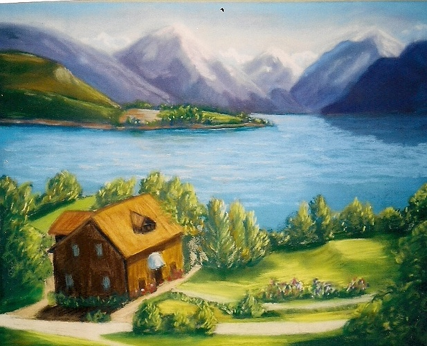 Alpine Lake (Lucerne) 0