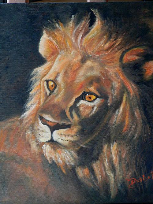 Le lion 0