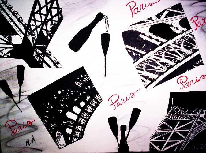 Paris ... la belle 0