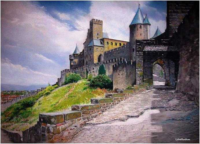 Serie Carcassonne 0
