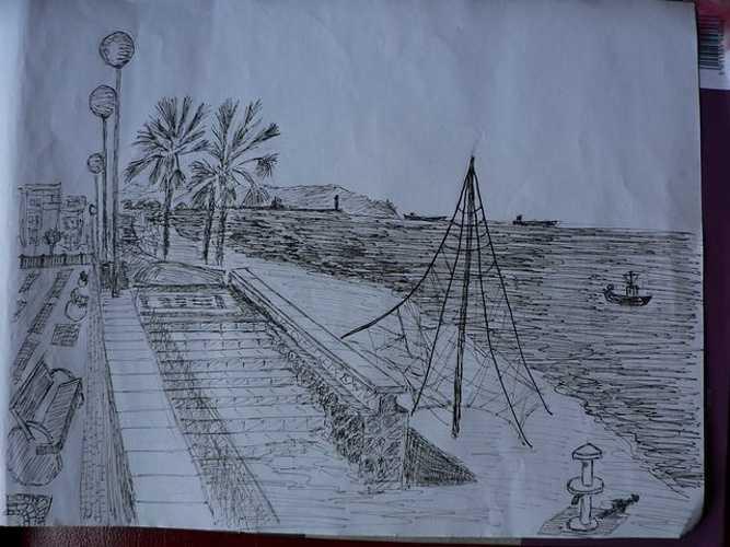 plage entre Valence et Benidorm 0