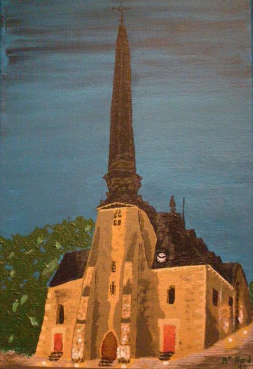 Eglise de Torcé en Vallée 0