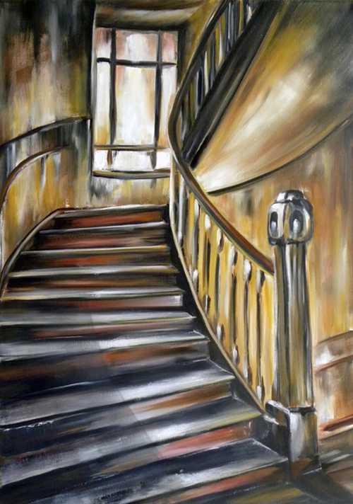 """""""L''escalier"""" 0"""