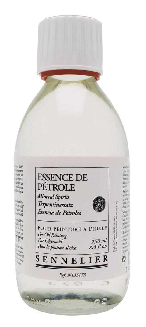 Essence de Pétrole 0