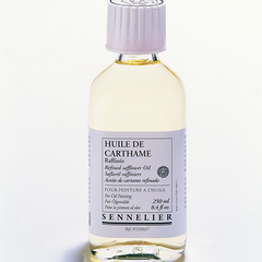 huile de carthame raffinee