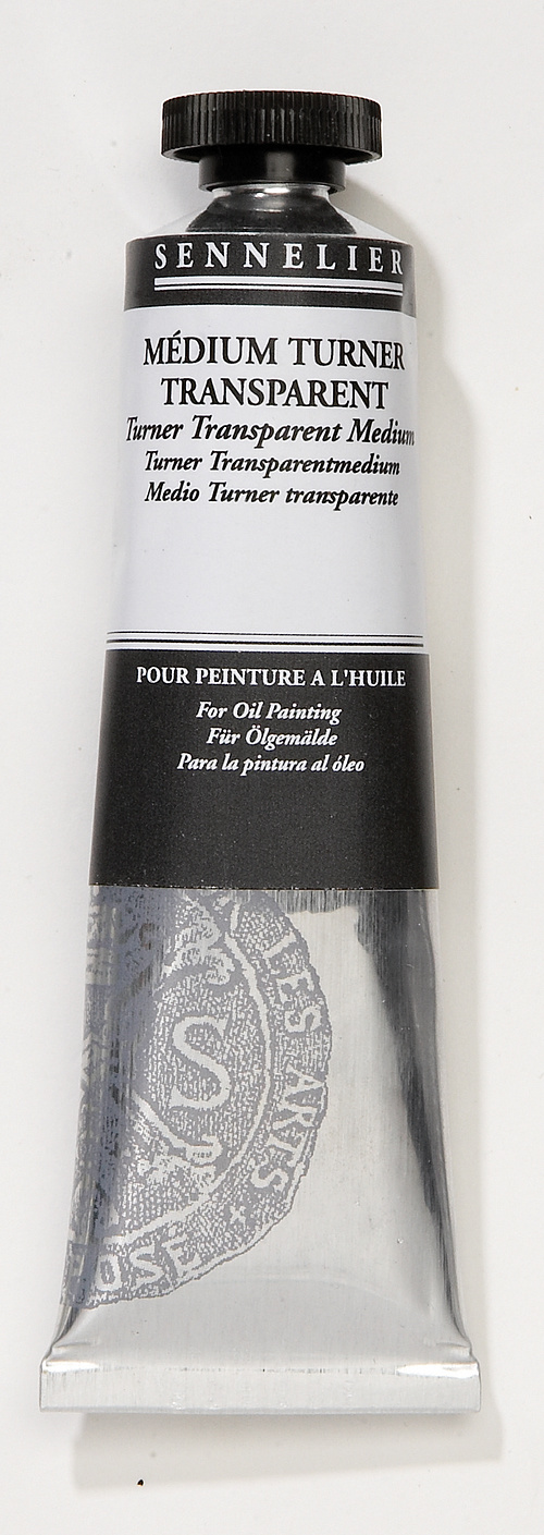 Médium transparent Turner 0