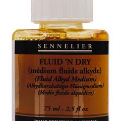 fluid n dry (medium fluide alkyde)