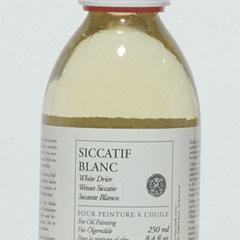 siccatif blanc