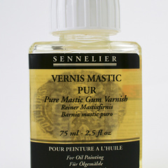 vernis mastic pur
