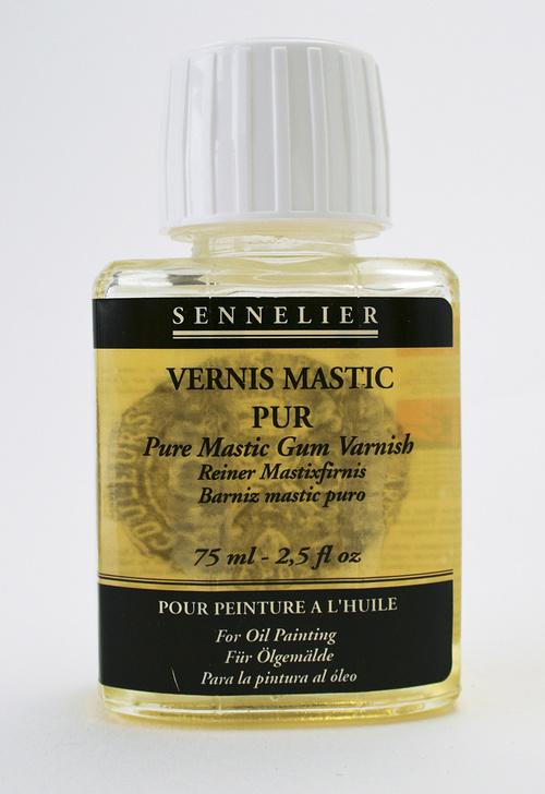 Vernis mastic pur 0