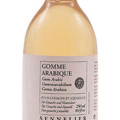 gomme arabique liquide