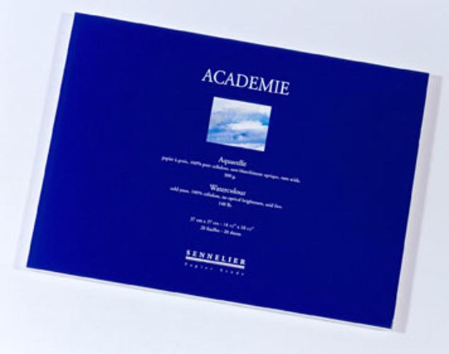 """Blocs Aquarelle """"Académie"""" 0"""