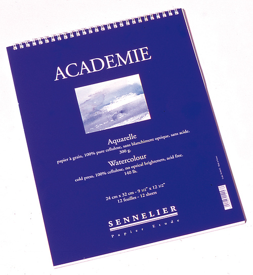Albums Aquarelle ''''Académie'''' 0
