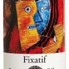 fixatif pastel a l huile