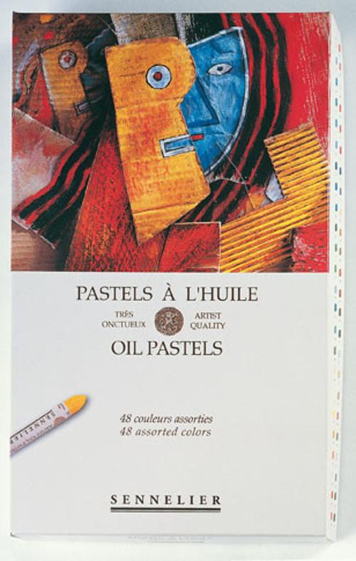 Feuilles et albums Oil pastel pad 0