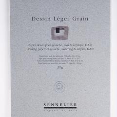 blocs dessin leger grain (d200)