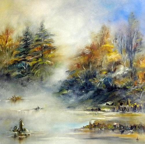 """Dans la brume"" 0"