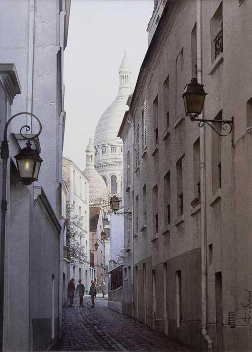 La magie de Montmartre 0