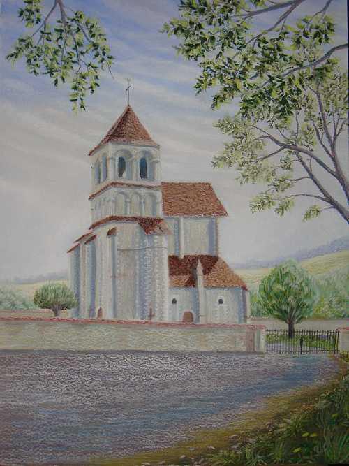 L''église du Prégilbert 0