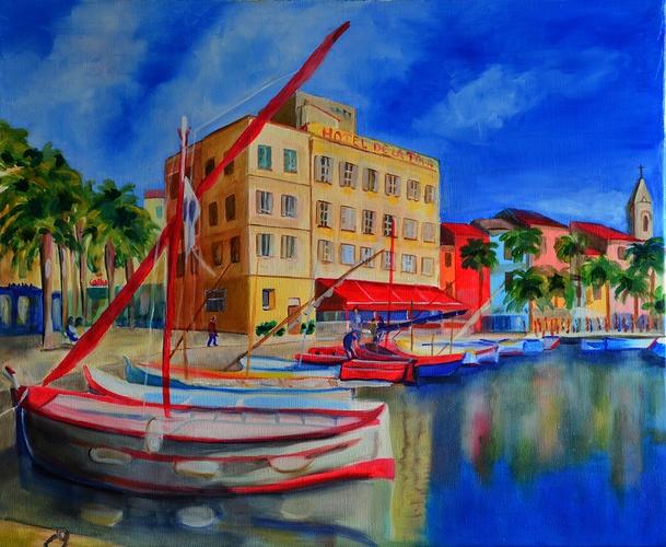 Port de Sanary 0