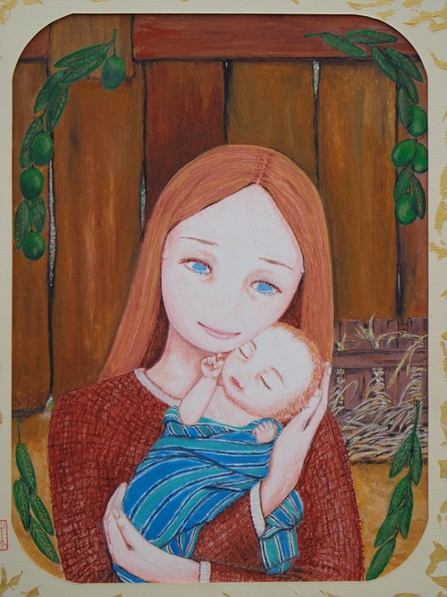 Mary and the Baby 0