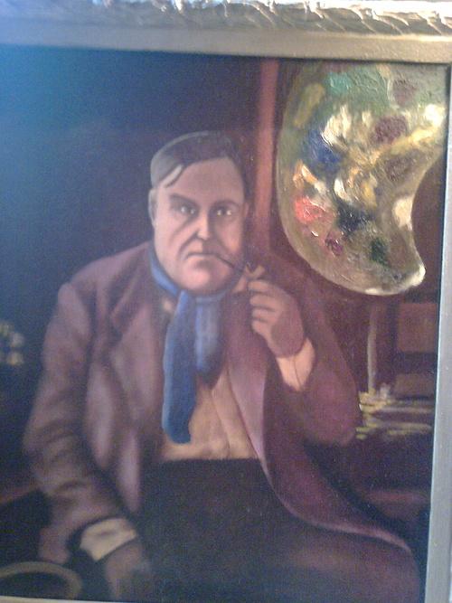 Portrait de Maurice de Vlaminck 0