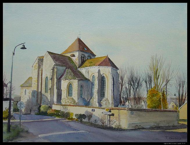 L'église de Villers aux noeuds 0