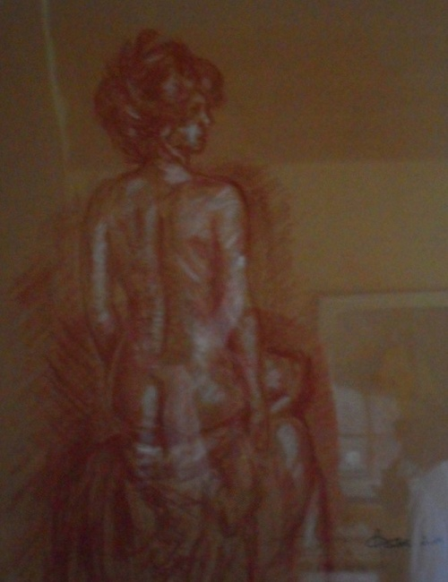 Femme nue 0