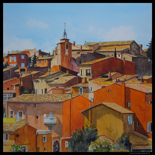 les ocres de Roussillon 0