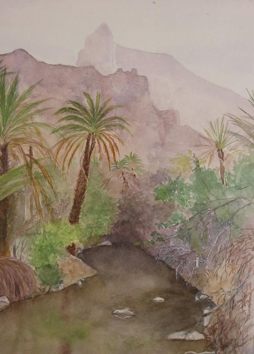 oasis d'aït mansour 0