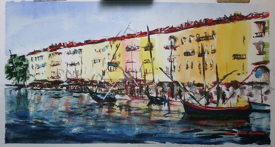 Port provençal 0