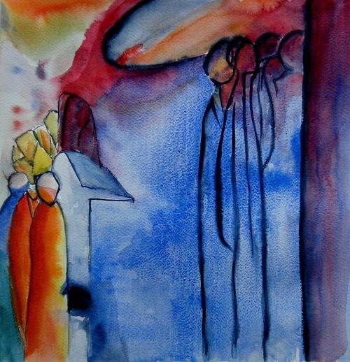 d'après Kandinsky 3 0