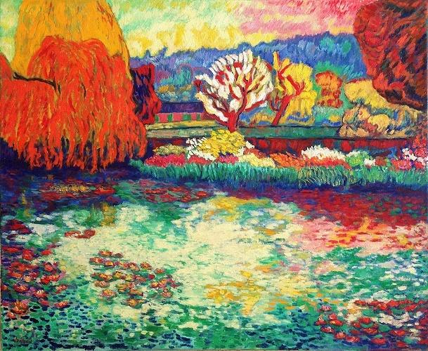 Le jardin de Monet 0