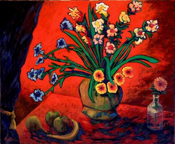 Composition fleurie 0