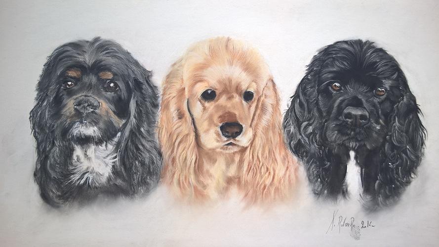 Trois chiens 0