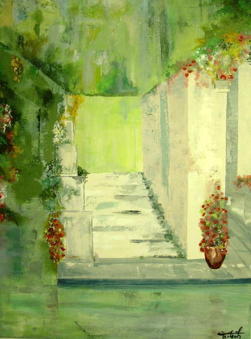 un autre escalier 0