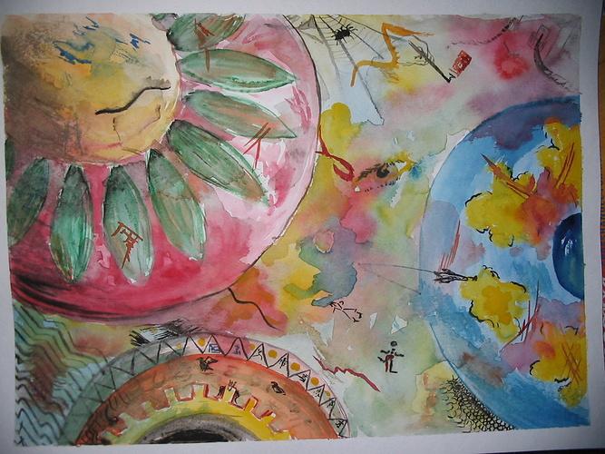 Motifs ou inspirations de Kandinsky 0