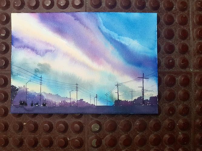 Urban Sky 0