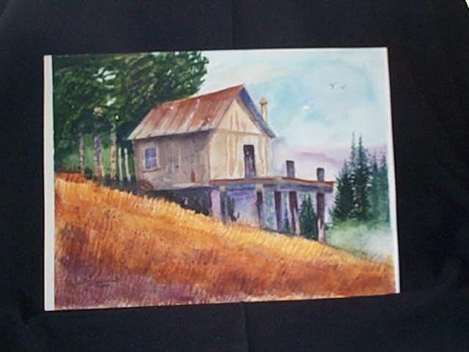 Rustic Cabin 0